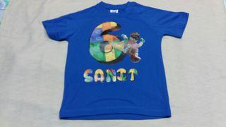 camisas personalizada a su gusto