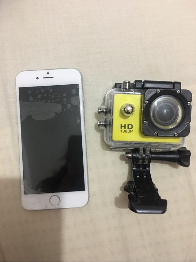 IPhone 6 64 gb más cámara