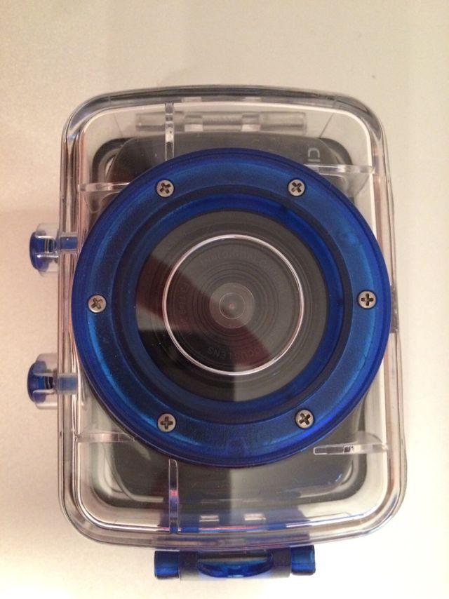 Cámara acuática Clip Sonic