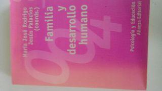 Libro Familia y Desarrollo Humano