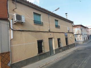 Casa rústica rural pueblo madridejos