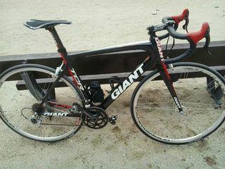 bici carbono talla 54