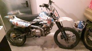 moto cross imr 140 cc
