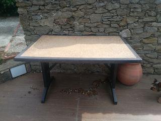 Mesa de segunda mano por 25 en girona wallapop for Wallapop mesas