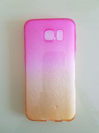 Funda móvil Samsung S6