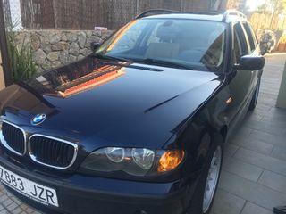 BMW 320D Turing, automático, cuero.