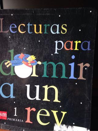 """Libros """"Lecturas para dormir"""""""