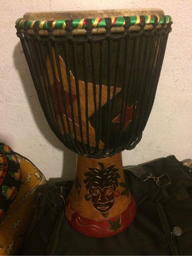 Djembe africano
