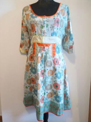 Vestido Charfal