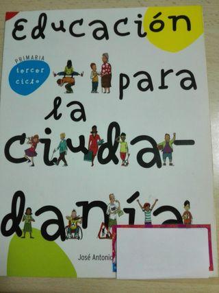 Libro Educación Para la Ciudadanía Primaria