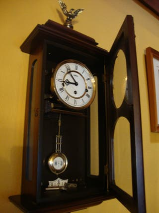 Reloj de carrilón