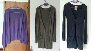 Lote 4 chaquetas + 3 camisas + 3 camisetas
