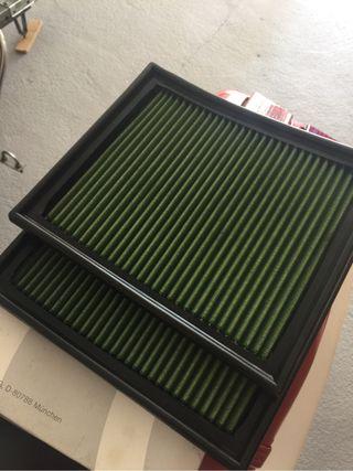 Filtro, bobina y sensor m5 e39