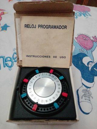 Reloj programador