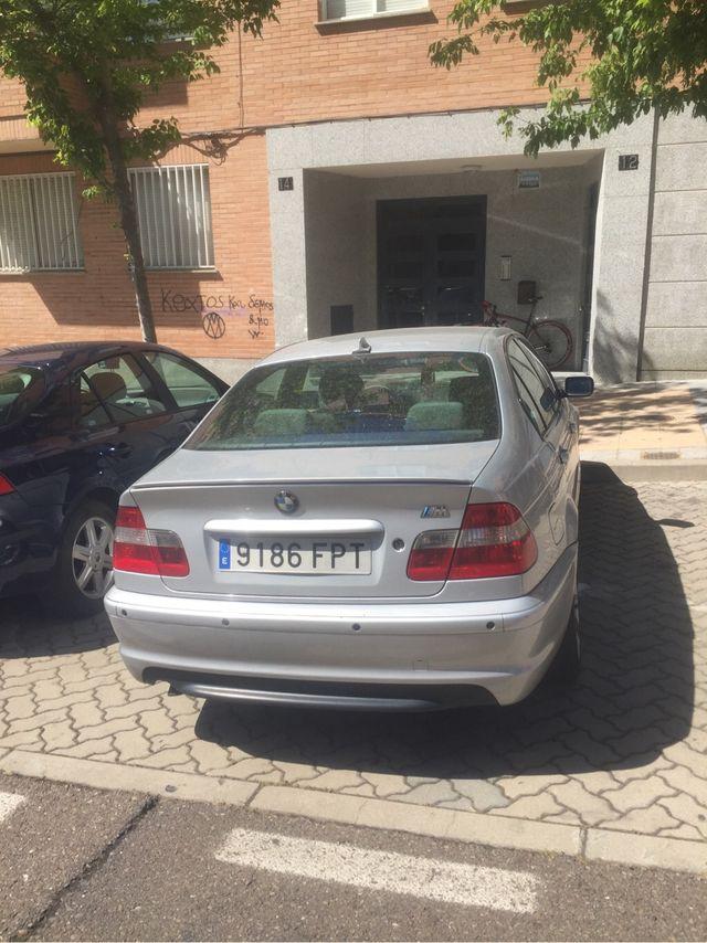 BMW 320D PACK M