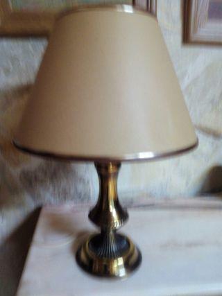LAMPARA DE BROCE VINTAGE