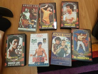 VHS Bruce Lee