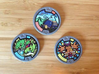 Medallas Yo-kai