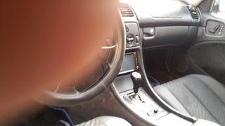 Mercedes-Benz CLK 2000 compresor