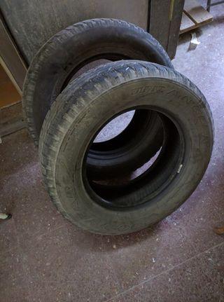 Neumáticos 255/65/R17 17 pulgadas