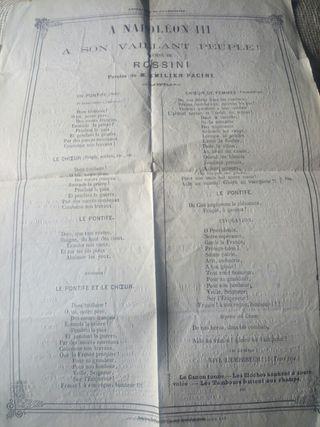 cantata Rosinni