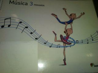 libro texto 3 infantil musica