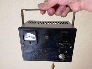 Cargador de Baterías Antiguo 6v 12v