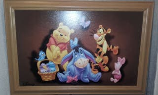 Cuadro Disney