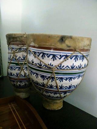 Timbales marroquíes