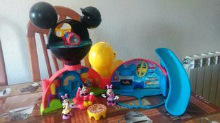 Casa de miky mouse