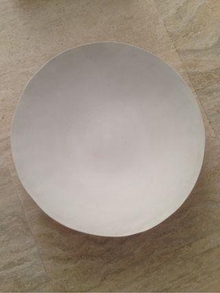 Gran Plato de gres porcelanico