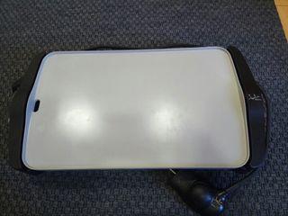 plancha de asar eléctrica