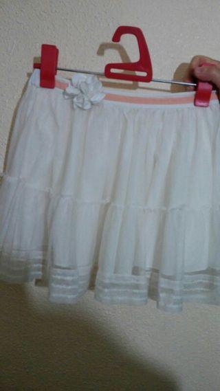 Falda de nena .