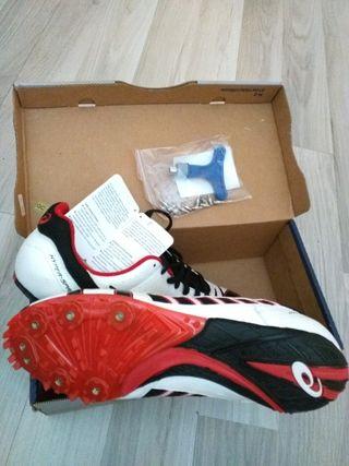 zapatillas de atletismo asics