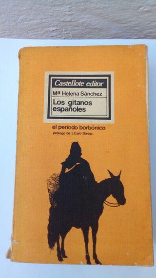 libro los gitanos españoles el periodo borbonico