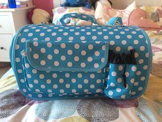 Bolsa transporte mascota
