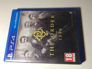 Juego The Order Ps4