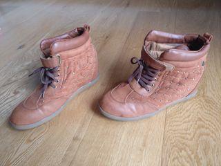 zapatillas cuña