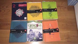 Libros 2ºBachillerato/Ciencias.