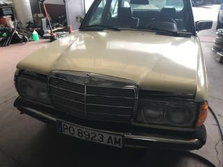 Mercedes 300D w123 Despiece