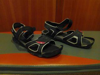 Sandalias cubiertas verano