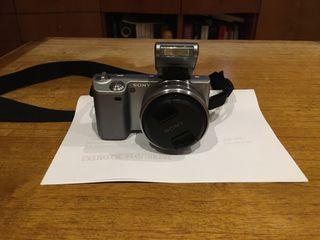 Camara digital Sony Nex 5