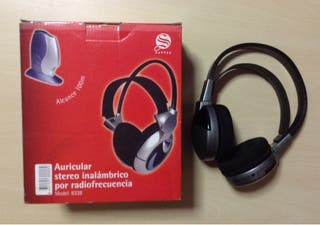 Auriculares inalamb. Firstline