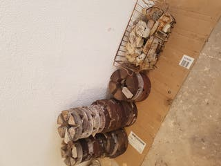 piedras o tacos para rebajar suelos y pulido