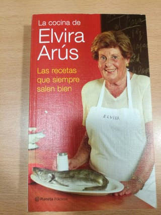 RECETAS DE ELVIRA ARUS
