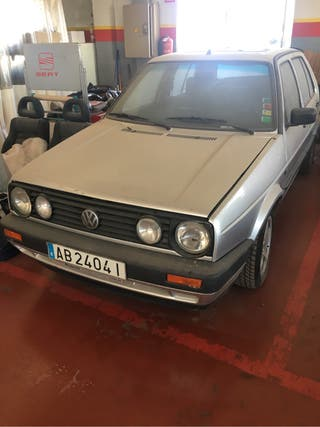 Volkswagen golf cl serie 2