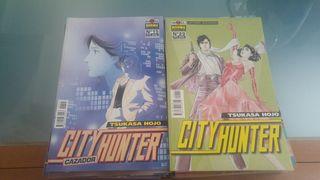 coleccion manga city hunter