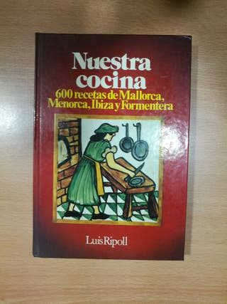 RECETAS DE COCINA TRADICIONAL DE BALEARES