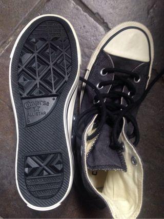 Zapatillas mujer converse talla 5