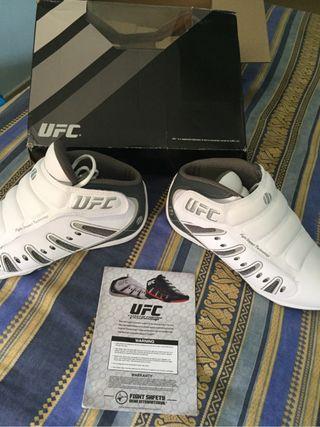 Zapatillas UFC boxeo